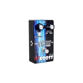 Pedal Giannini Axcess Hot Boost Hb-120 Original Brinde