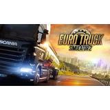Euro Truck Simulator 2 - Steam + Dlc Going East - Cd-key