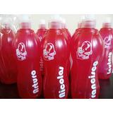 Botellas Plásticas Con Vinilo Personalizadas X25 Uni.