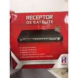 Receptor De Antena Hot Sat Hs 2000 - Novo Nunca Usado