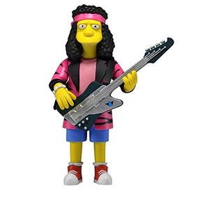 Neca Simpsons 25th Anniversary Series 4 Otto Mann (rock Cam