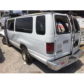 Econoline E-350 Diesel 2007 Por Partes - S A Q -