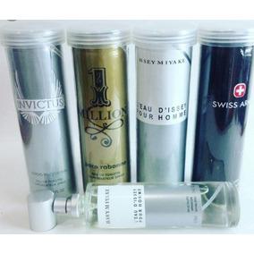 Perfumes Cilindros Dama Y Caballero Invictus Can Can