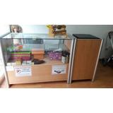 Muebles Para Tienda Caja Registradora Y Exhibidor. (ambos),