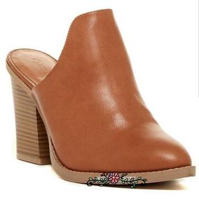 Zapatos Tipo Sueco Importados De Damas