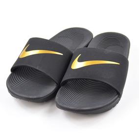 Chinelo Sandália Nike Kawa Slide Gs/ps 819352-003 Original