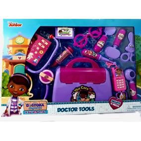 Brinquedo Maleta Acessórios Doutora Brinquedos Doctor Tools