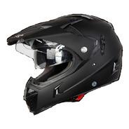 Casco Moto Gdr Motocross Mx311 Lente Interno Certificado