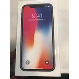 Iphone X 64 Gb Nuevo En Caja Sellada