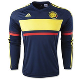 Camiseta Seleccion Colombia Visita Ml James 10 Egratis