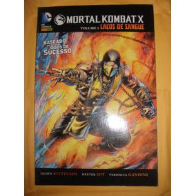 Mortal Kombat X Vol.1, Laços De Sangue