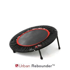 Trampolin 2 En1 Plegable Ejercicio Urban Rebounder Gym + Dvd