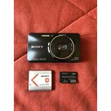 Cámara Digital Sony Cyber-shot 16.1 Mp