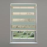 persianas de ventana de cebra cortinas de cortina horizont