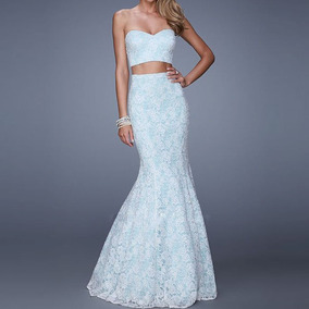 Luxo Top Cropped Sereia Renda Italiana Nobre Vestido Noiva