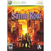 Xbox 360 - Saints Row 1