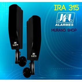 Sensor Barreira Infra Feixo Duplo Ira 315 Jfl