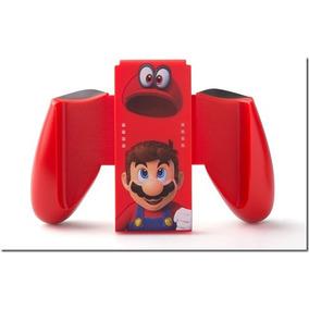 Joy-con: Comfort Grip Super Mario Odyssey - Nintendo Switch