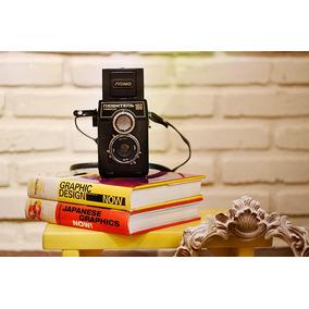 Camera Fotografica Lubitel - Lomo Rússia 120mm