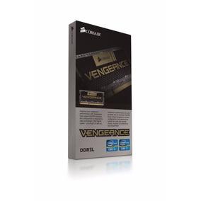 Kit Memória Note 8gb 2x4 Ddr3l 1600 Mac E Dell Corsair 0946