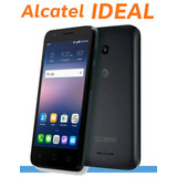Alcatel Ideal Liberado 4.5 Pulg 8gb 4 Nucleos 1gb Ram 5mpx