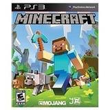 Minecraft Playstation 3 Español - Entrega Inmediata