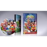 La Casa De Mickey Mouse Dvd - 10 Películas A Elección