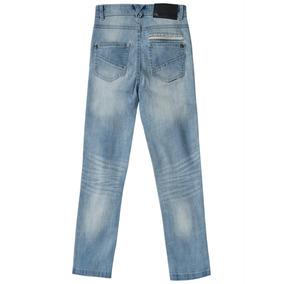 Calça Tigor T. Tigre Jeans Claro Ref. 80203658 Original