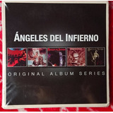 Angeles Del Infierno Pack 5 Discos