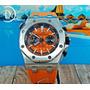 Reloj A.p Diver Royal Oak Offshore Orange