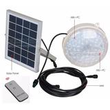 Lampara Solar Para Interior C/contrl 12w