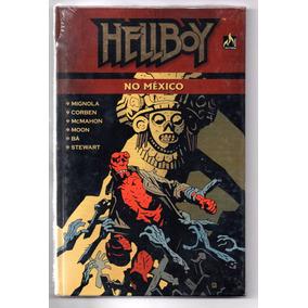 Hellboy No Mexico - Mythos - Bonellihq Cx438 F17