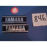 Emblema Yamaha Tapa De Motor Rx100-rx115-yt115(par)