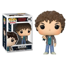 Stranger Things Eleven Boneco Pop Funko Séries 3 #545
