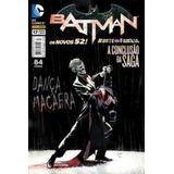 Livro Batman (os Novos 52) - Vol. 17