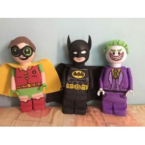 Lego Centros De Mesa Lego Batman Figuras