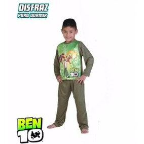 Pijama Ben 10 De Invierno Jugueteria Bunny Toys