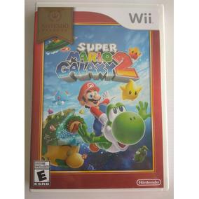 Super Mario Galaxy 2 Nintendo Wii Nuevo Y Sellado