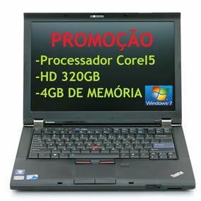 Notebook Corei5 Lenovo T420 -320hd - 4gb Promoção