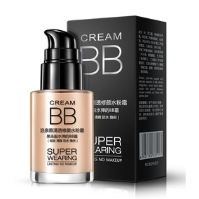 Bb Cream Maquiagem Protetor Uv Super Wearing Bioaqua