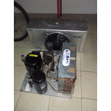 Unidad Cava Cuarto 1 Hp Condensador Evaporador Nueva