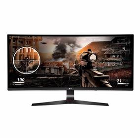 Monitor Led Lg 34 Uc79g-b Ips Ultrawide Curvo Full Hd 21:9