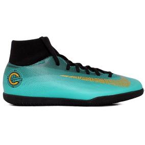 Tênis Futsal Nike Superfly Cr7 Aj3569-390 Verde/preto