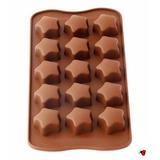 Forma Molde De Silicone Bombom De Chocolate