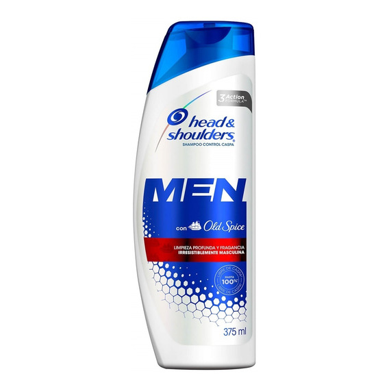 Shampoo Head & Shoulders Old Spice 375 Ml