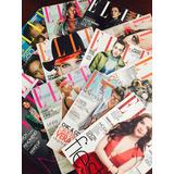 Colección Completa 2016 Revistas Elle (enero A Diciembre)