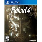Fallout 4 Para Ps4 Nuevo Original Fisico Sellado