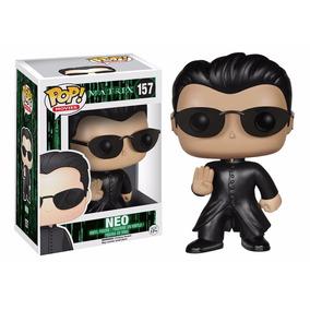 Boneco Keanu Reeves Neo Matrix Funko Pop! Miniatura Filme