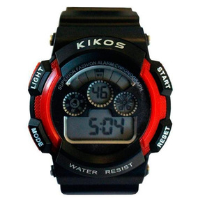 Relógio Masculino Kikos, Digital - Rk01verm