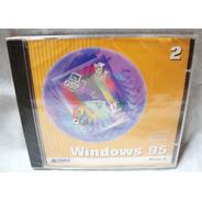 Cd Windows 95 Informática Multimídia Parte 2 Coleção 2
